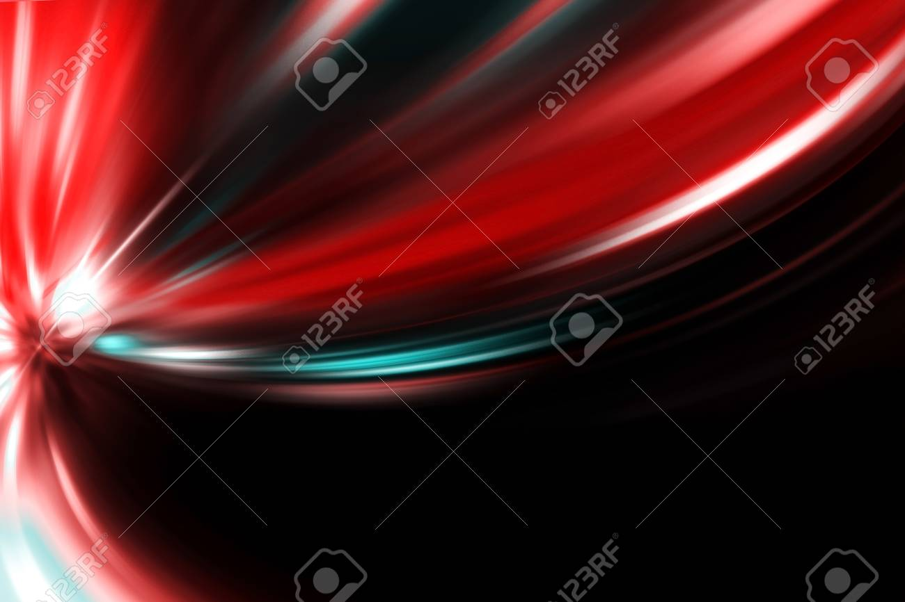 acceleration speed motion on night road Stock Photo - 21020554