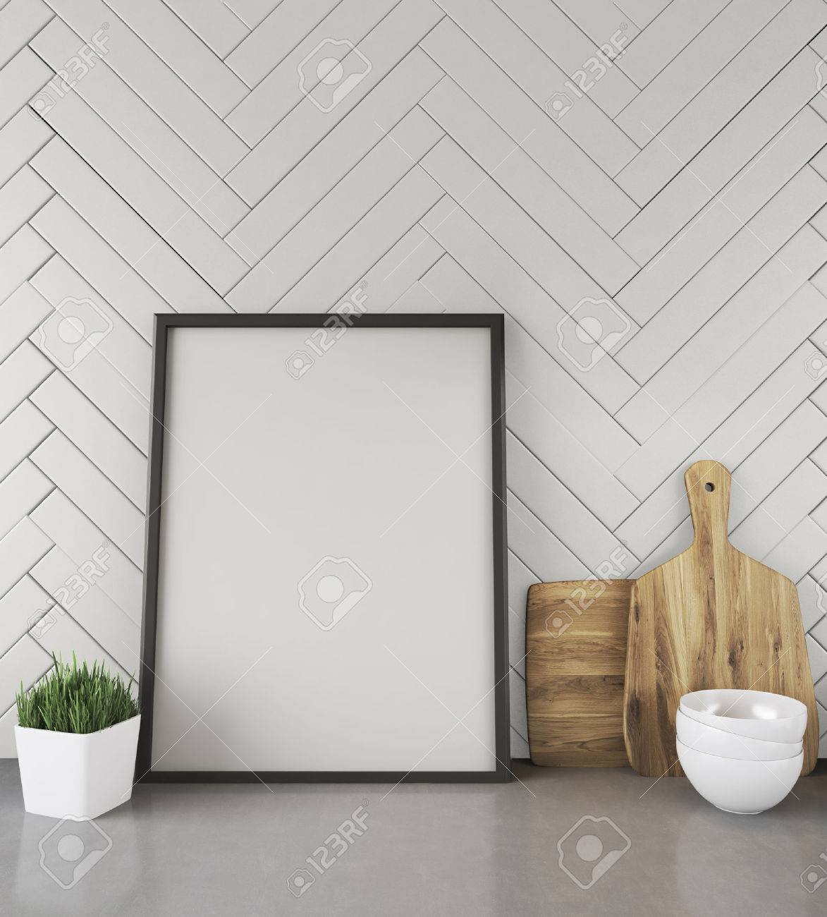 Blank Kitchen Wall 311599 Blank Frame Cliparts Stock Vector And Royalty Free Blank