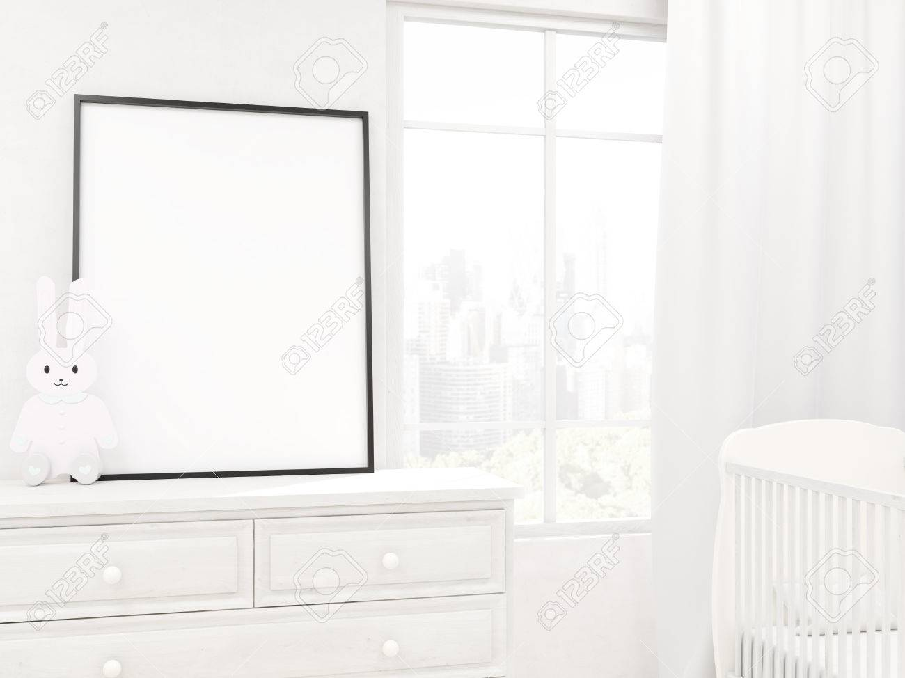 https://previews.123rf.com/images/ismagilov/ismagilov1608/ismagilov160800584/61195906-int%C3%A9rieur-de-chambre-d-enfant-avec-berceau-armoire-affiche-et-li%C3%A8ge-de-jouet-concept-de-chambre-pour-.jpg