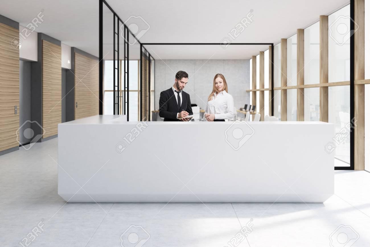 Reception desk achetez ou vendez des bureaux dans grand montréal