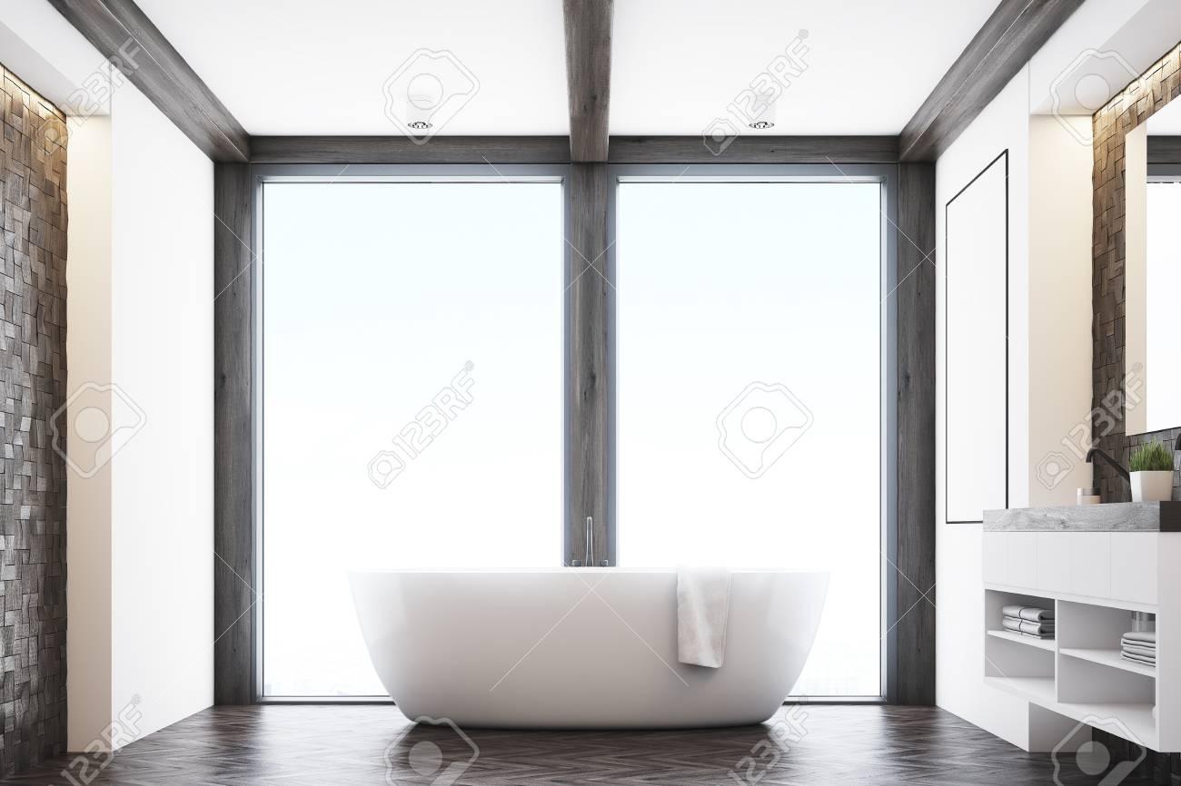 slipper caprino bathroom double tub acrylic