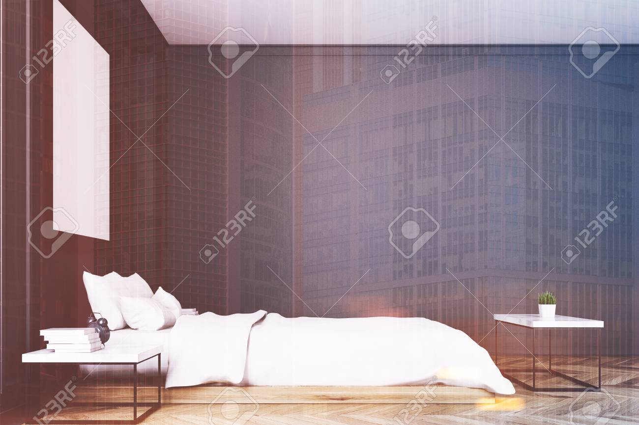 Camere Da Letto Pareti Grigie : Camera da letto parete grigia camera da letto camera da letto con