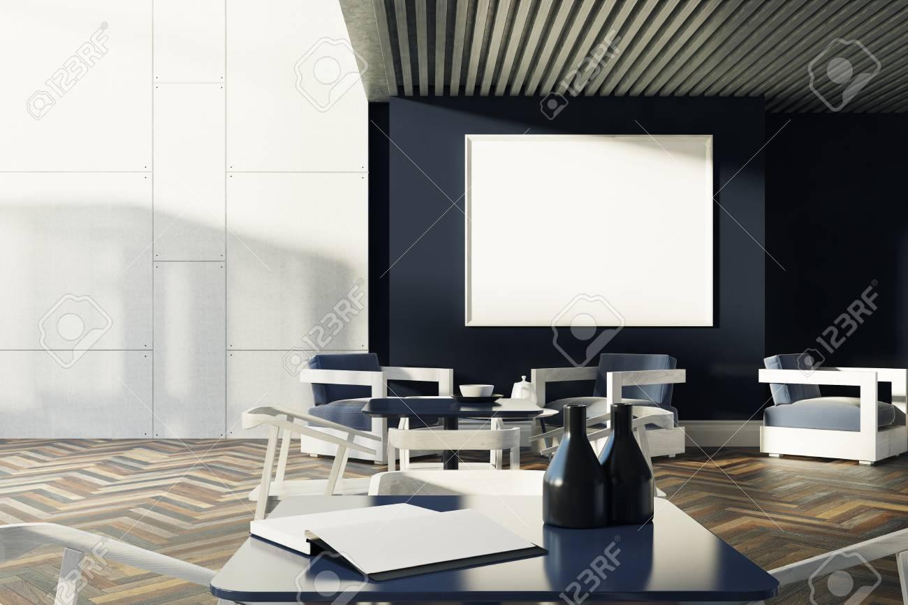 Tavolo Nero Sedie Bianche.Poltrone Bianche E Nere Abbinare Tavolo E Sedie Foto Design Mag