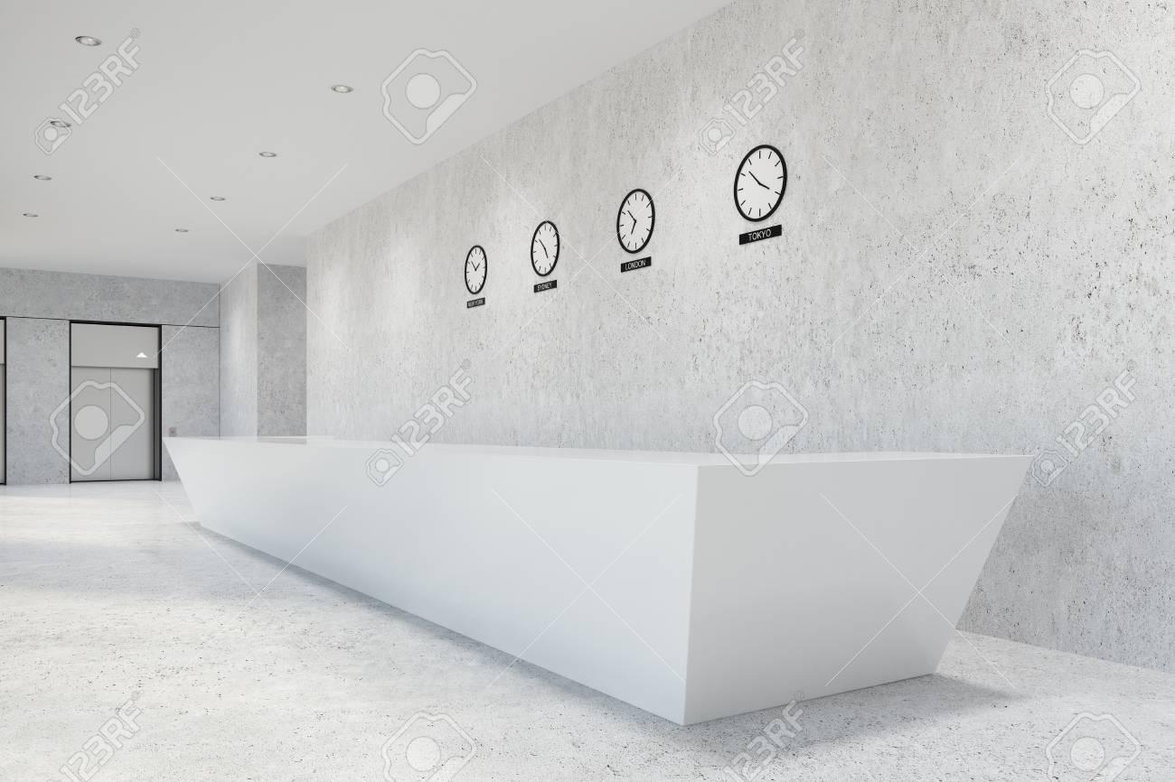 Bureau dangle pivotant blanc u oaxaca digital