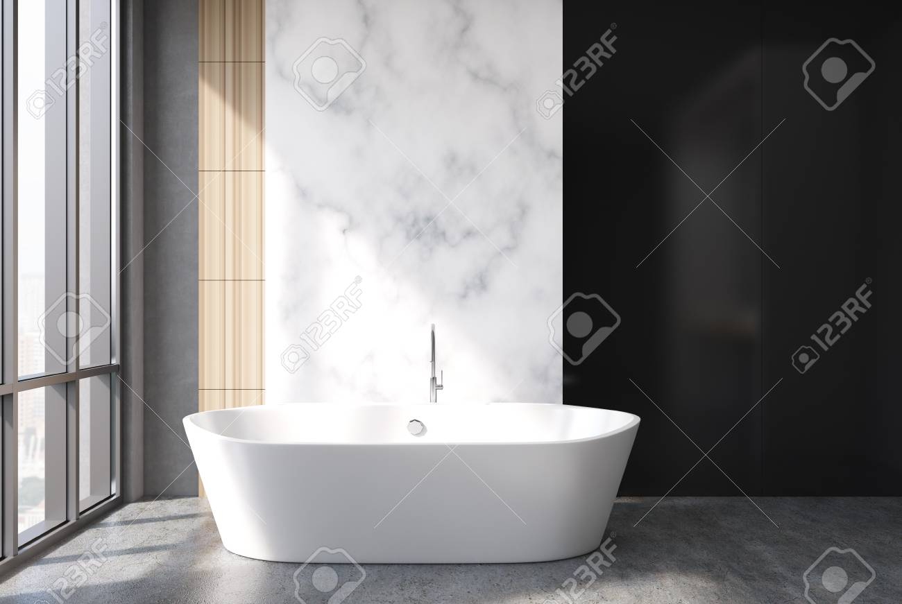 stone modern polished carrara double marble vespasian tub slipper bathtub