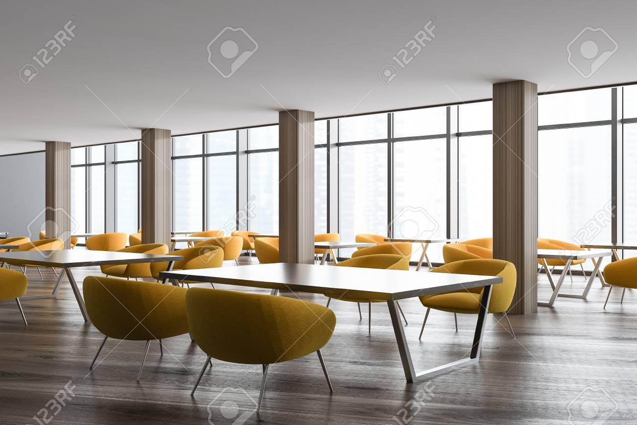 modern office staff room or classroom corner with dark gray walls rh 123rf com