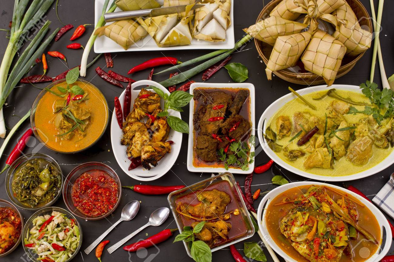 Various Indonesian Food Stock Photo Picture And Royalty Free