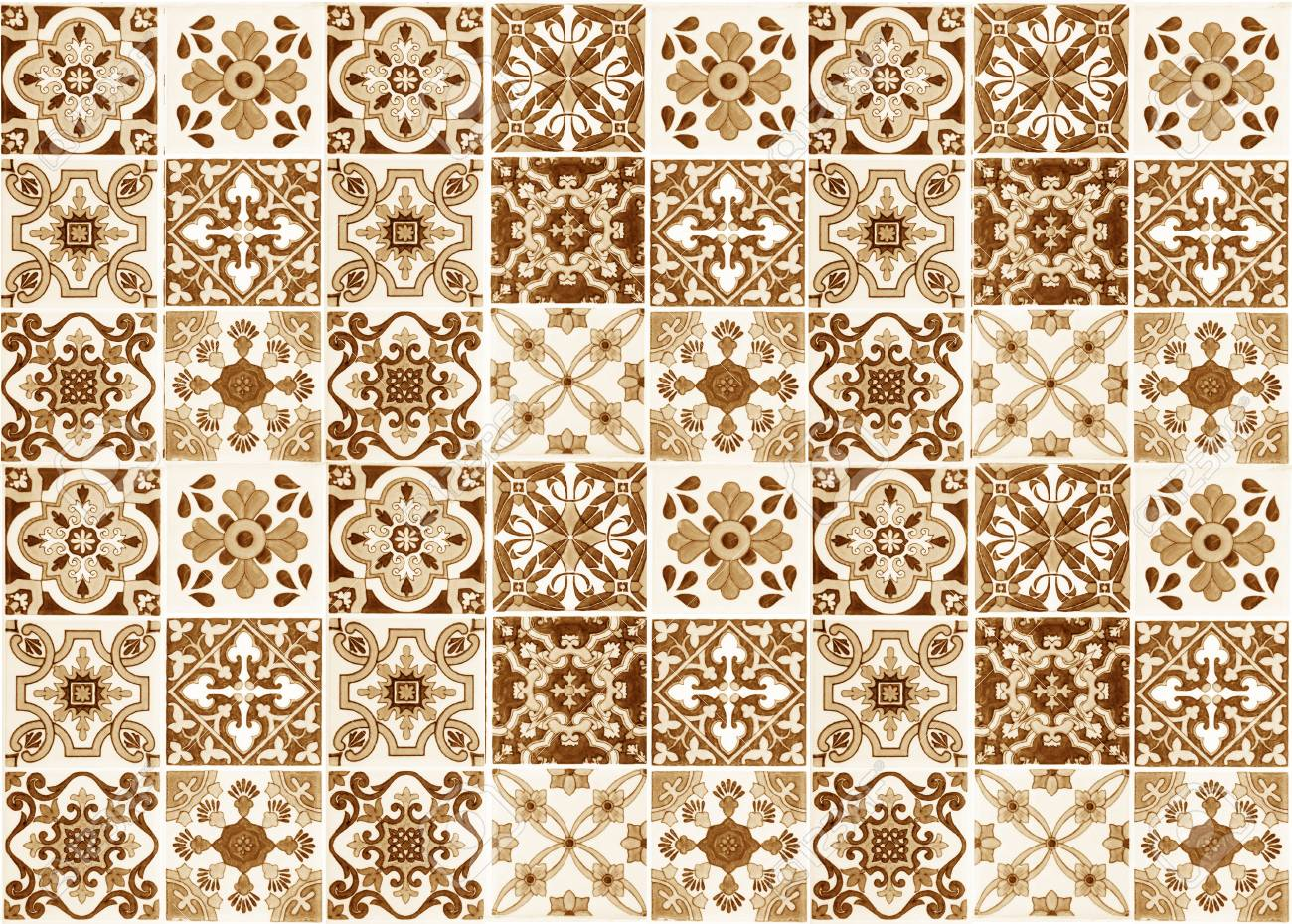 Colorful Vintage Ceramic Tiles Wall Decoration Turkish Ceramic Stock Photo Picture And Royalty Free Image Image 109086932