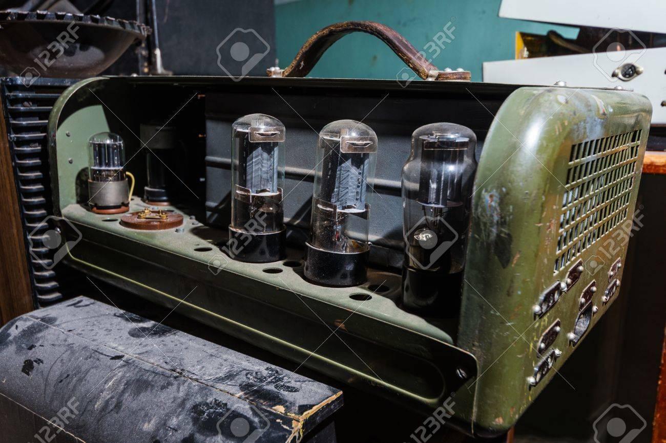 Vintage tube Valve Amplifier