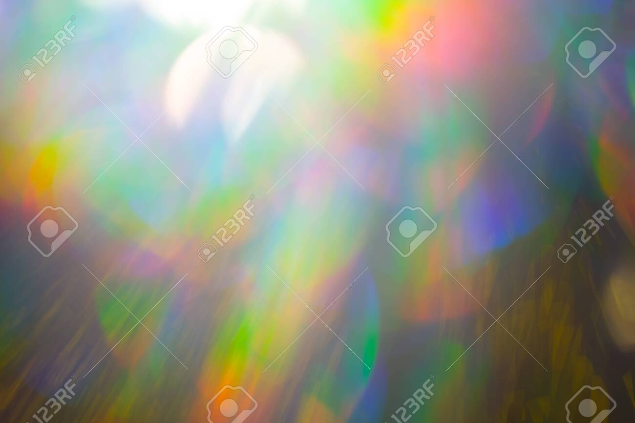 Multicolored Rainbow Large Bokeh Effect Background Image Stock Photo Picture And Royalty Free Image Image 143269313