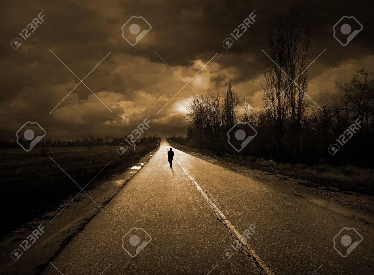 Loneliness Stock Photo - 12814819