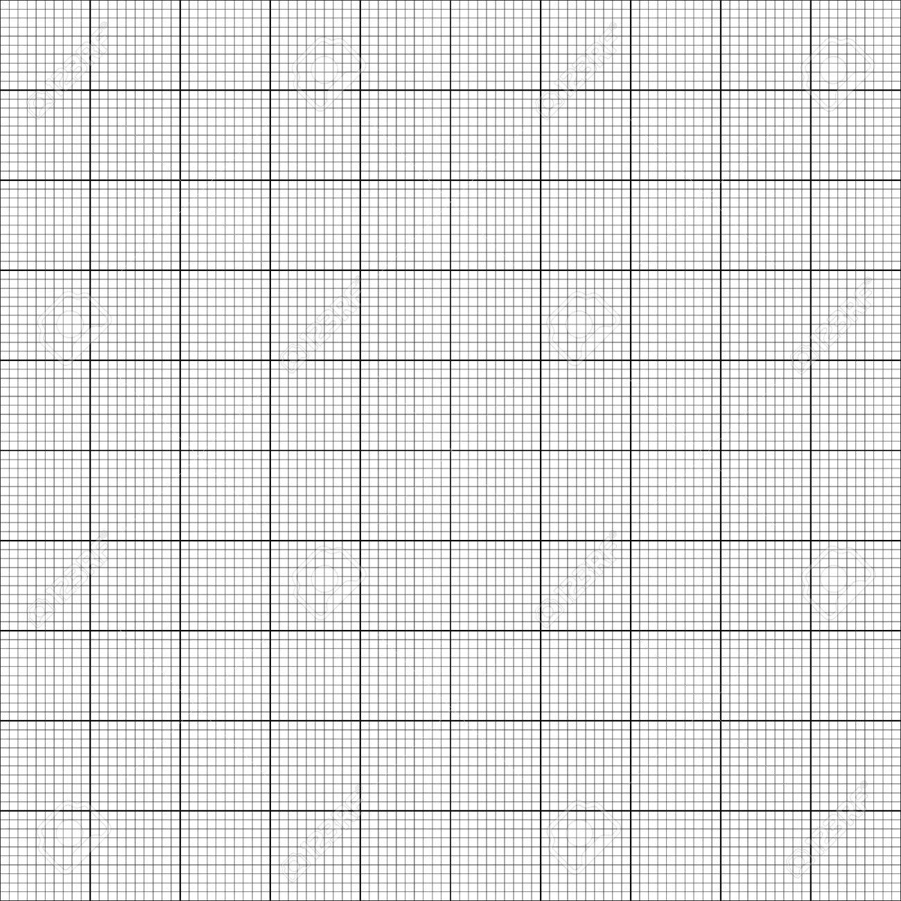 make graph paper in word