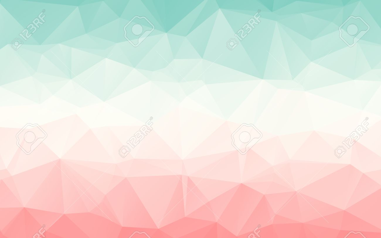 Gradient turquoise light red pink vector polygonal abstract gradient turquoise light red pink vector polygonal abstract wallpaper stock vector 45351223 voltagebd Images