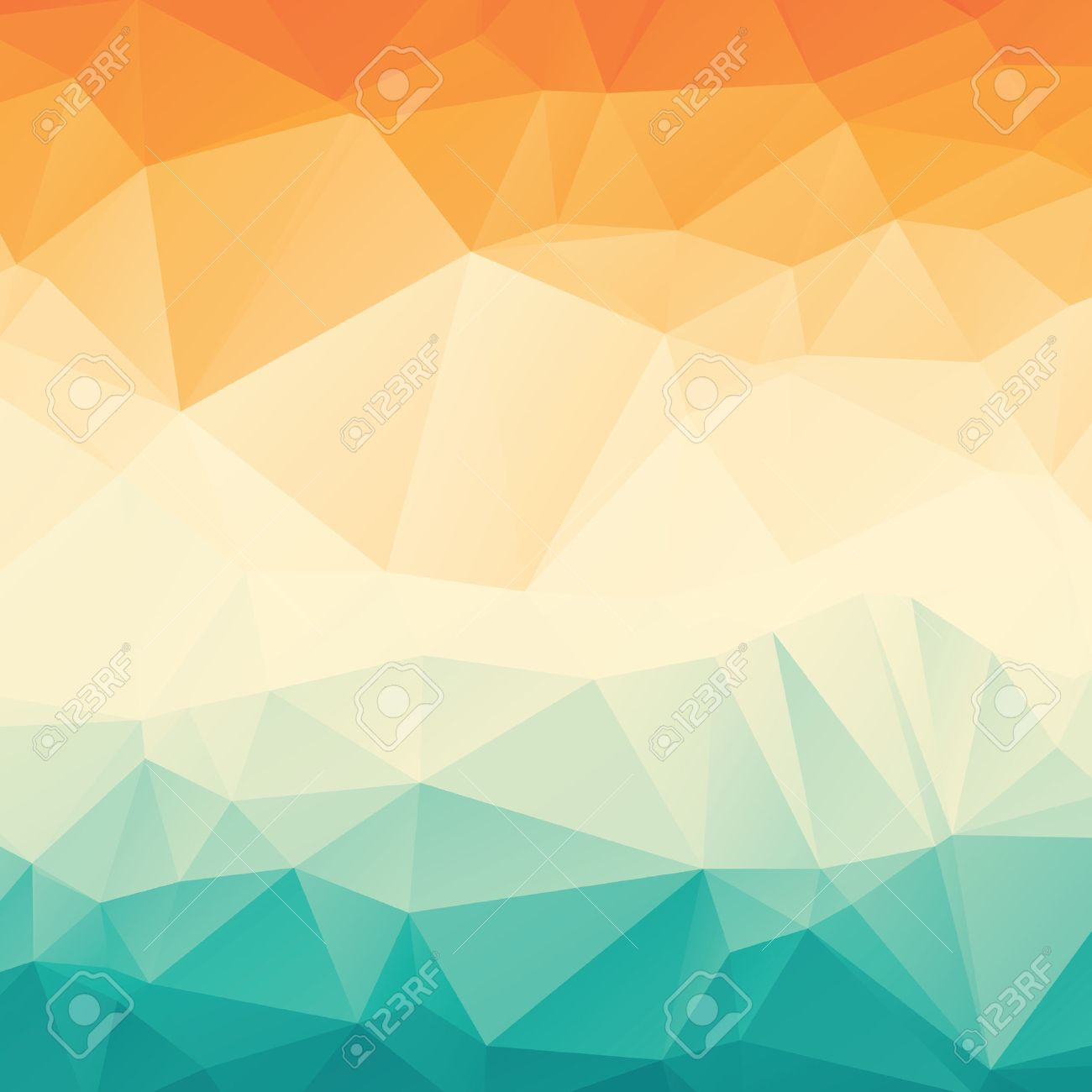 Stylish colorful orange blue gradient polygonal abstract background stylish colorful orange blue gradient polygonal abstract background stock vector 46065564 altavistaventures Images