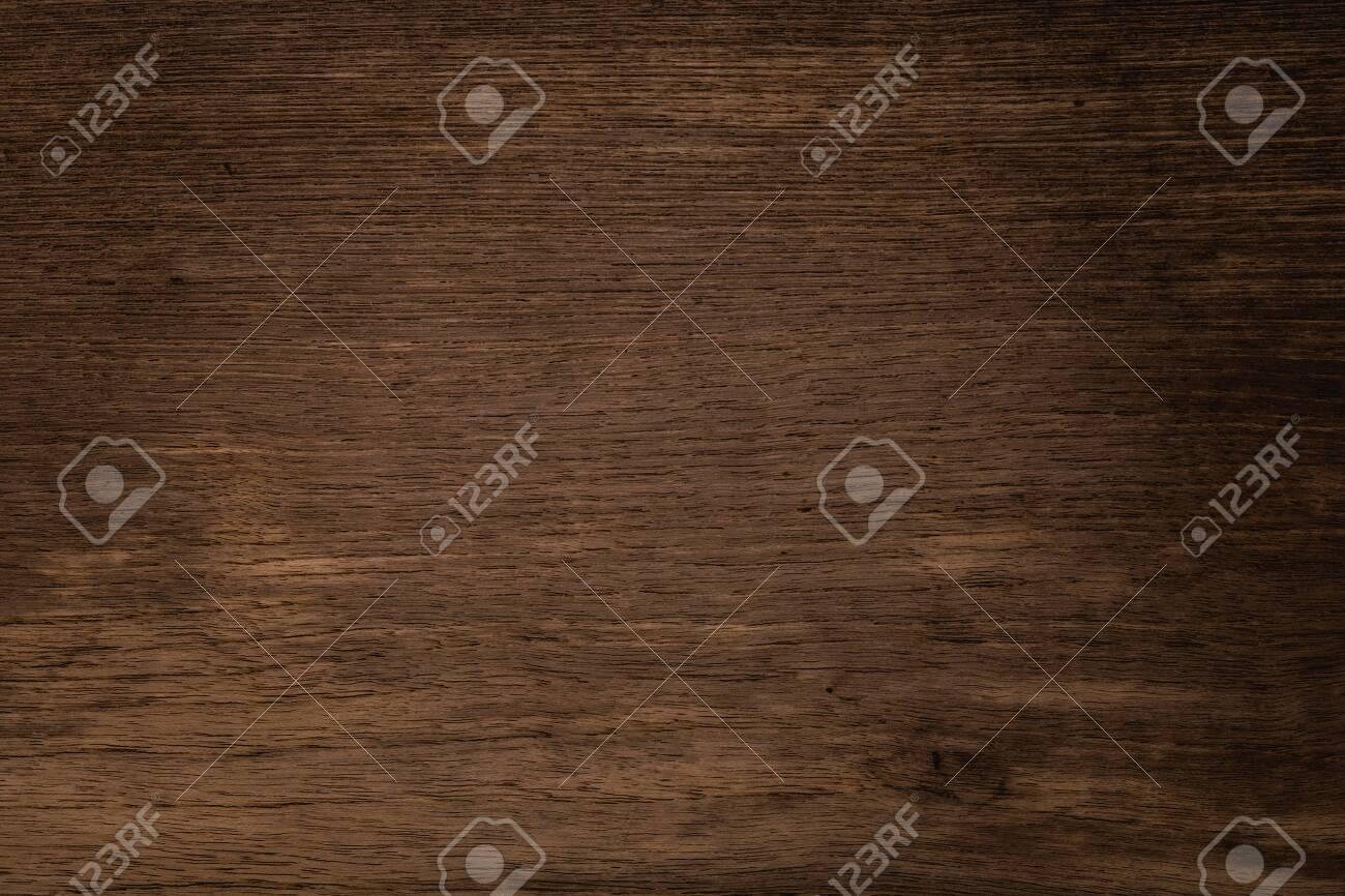Dark wooden texture background. Abstract wood floor. - 120155046