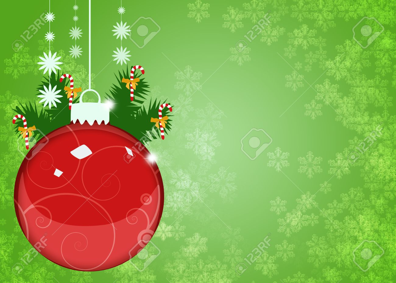 merry christmas decoration poster or flyer background space merry christmas decoration poster or flyer background space stock photo 23419486