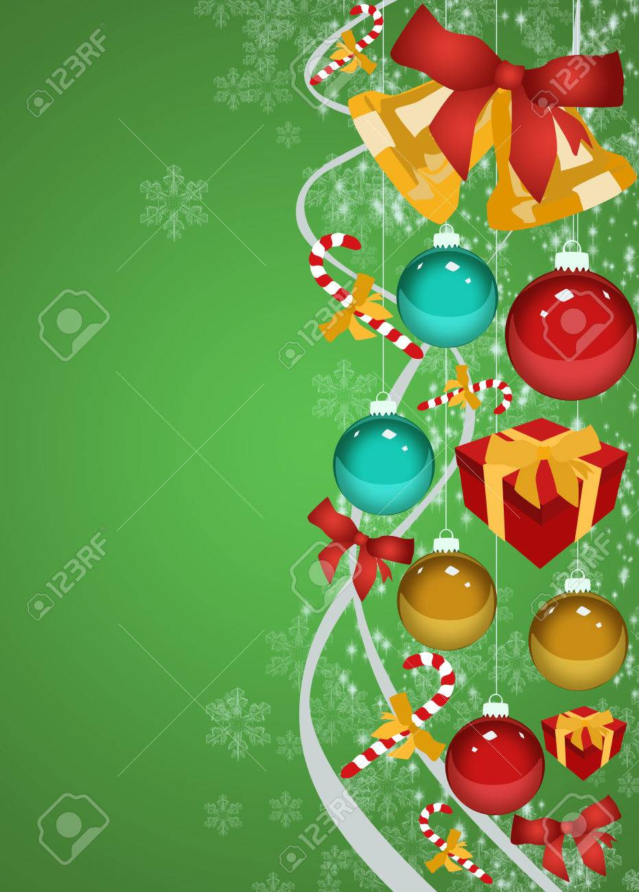 merry christmas decoration poster or flyer background space merry christmas decoration poster or flyer background space stock photo 23419494