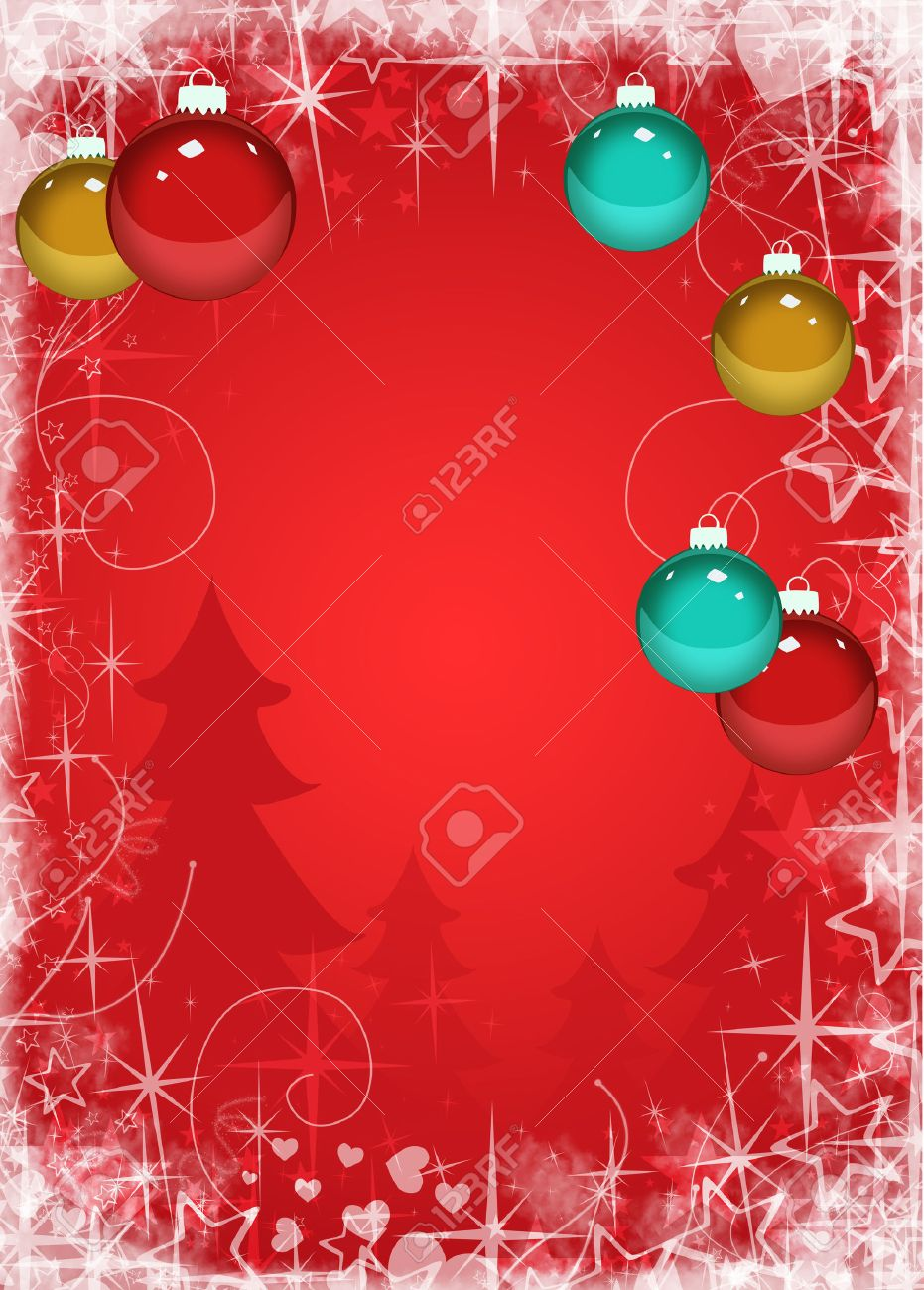 merry christmas decoration poster or flyer background space merry christmas decoration poster or flyer background space stock photo 23419506
