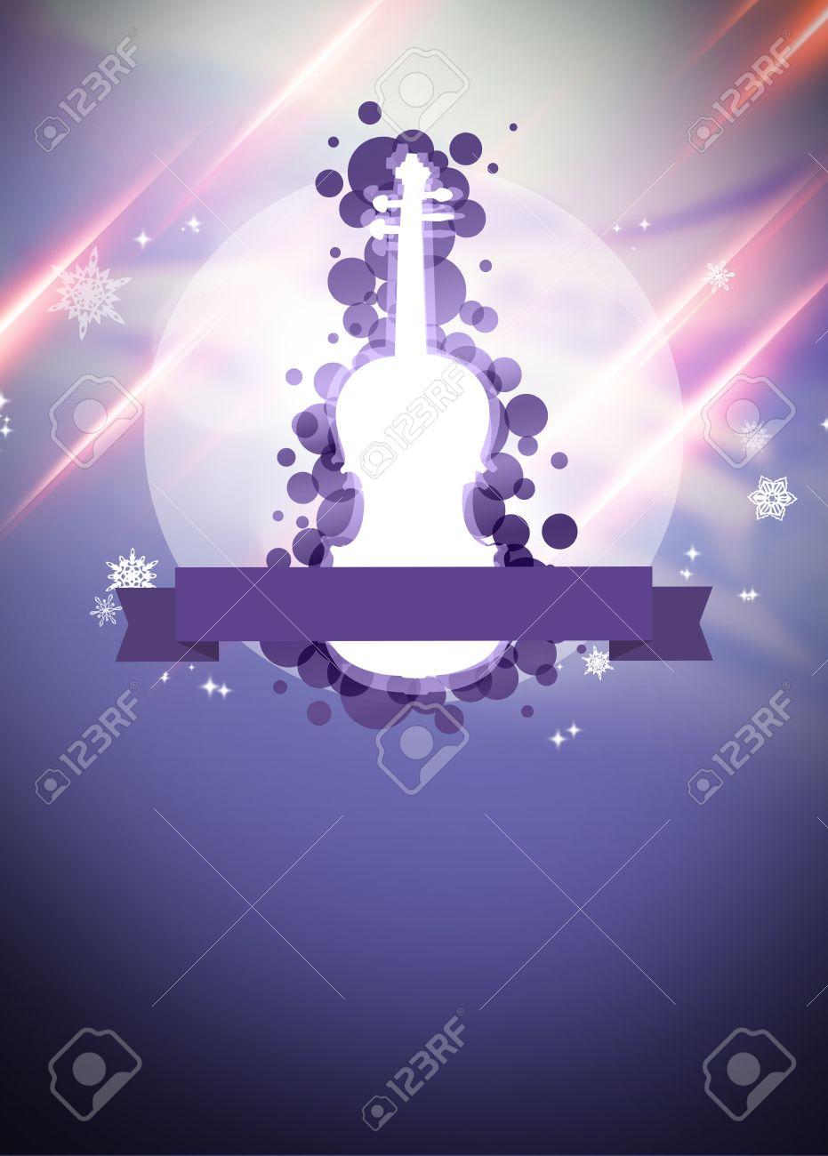 advent or christmas concert invitation poster or flyer background advent or christmas concert invitation poster or flyer background empty space stock photo 33711688