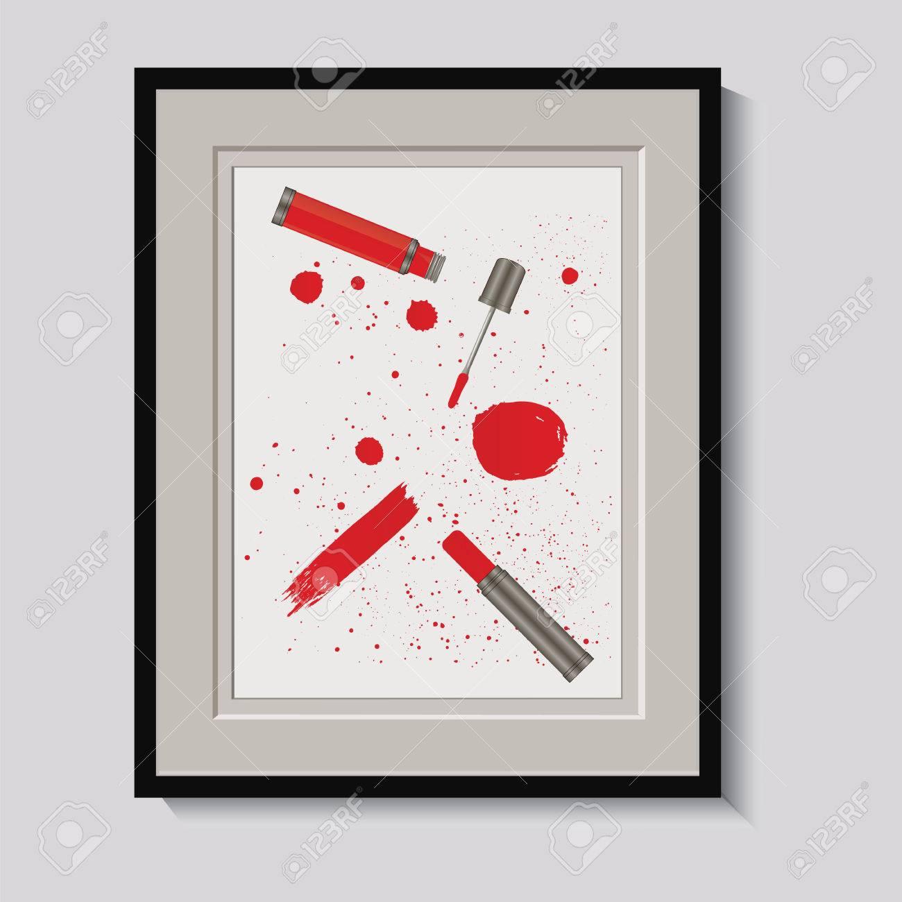 Niedlich Spray Rahmen Malerei Ideen - Bilderrahmen Ideen - szurop.info