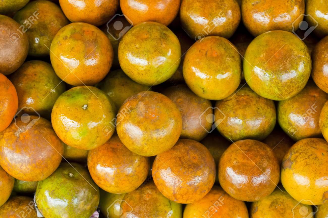Sweet green orange Stock Photo - 18676574