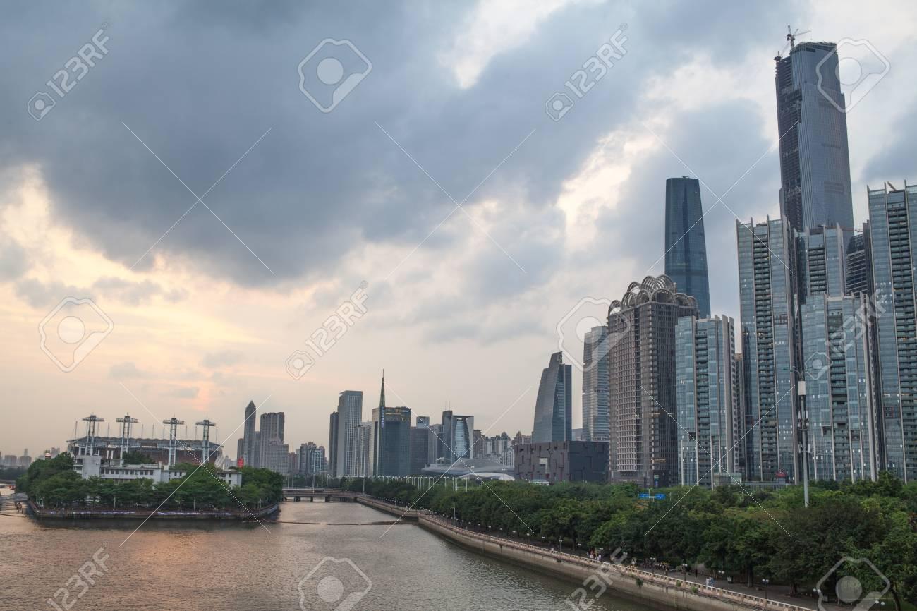広州市の風景 の写真素材・画像素材 Image 38840575.