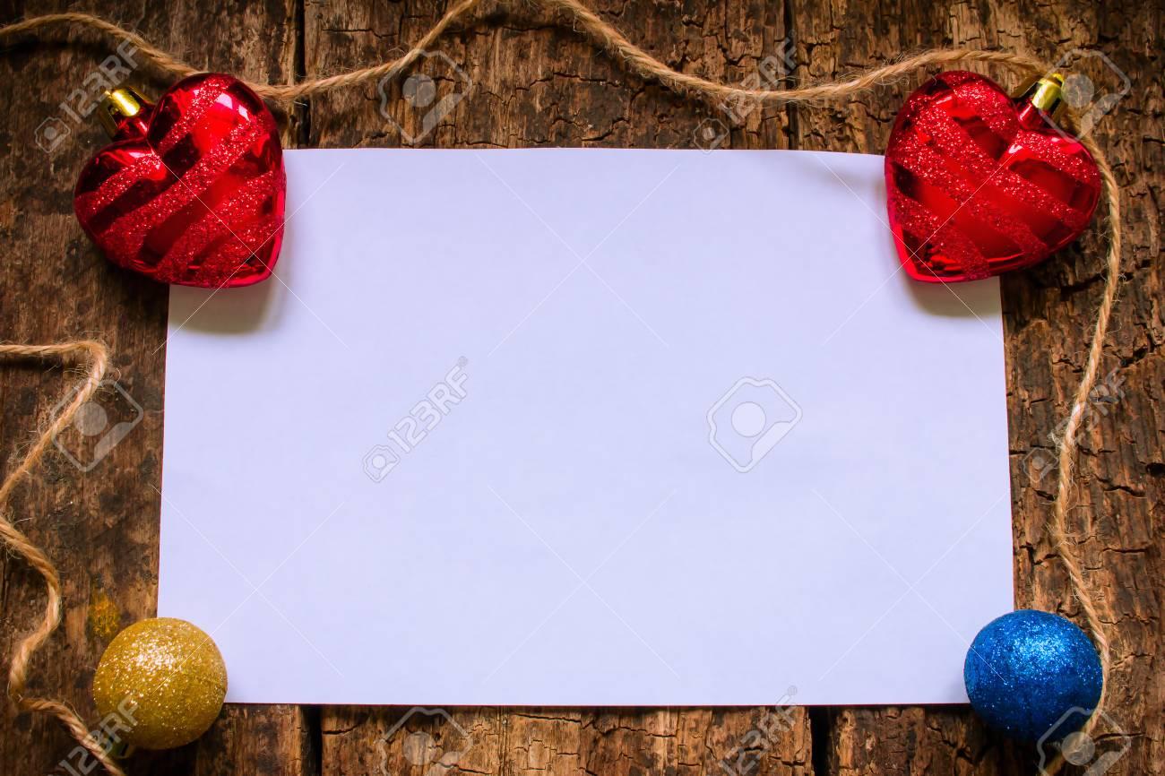 Das Layout Für Den Brief An Den Weihnachtsmann Mit Weihnachten