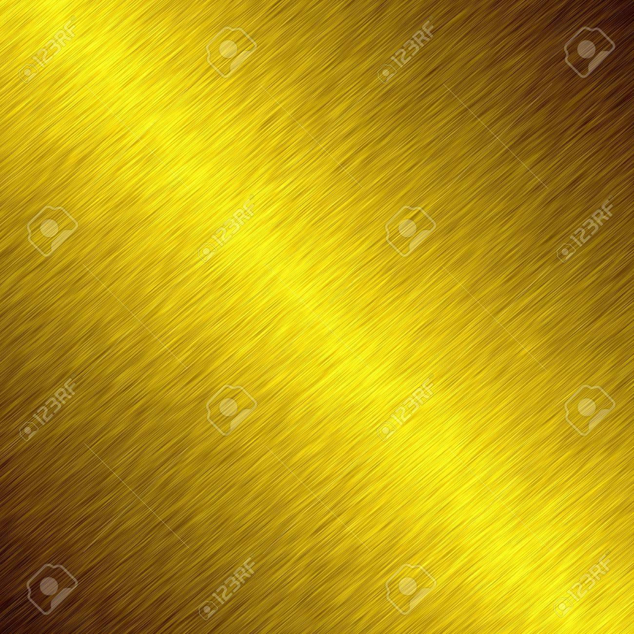 gold metal Stock Photo - 12043421