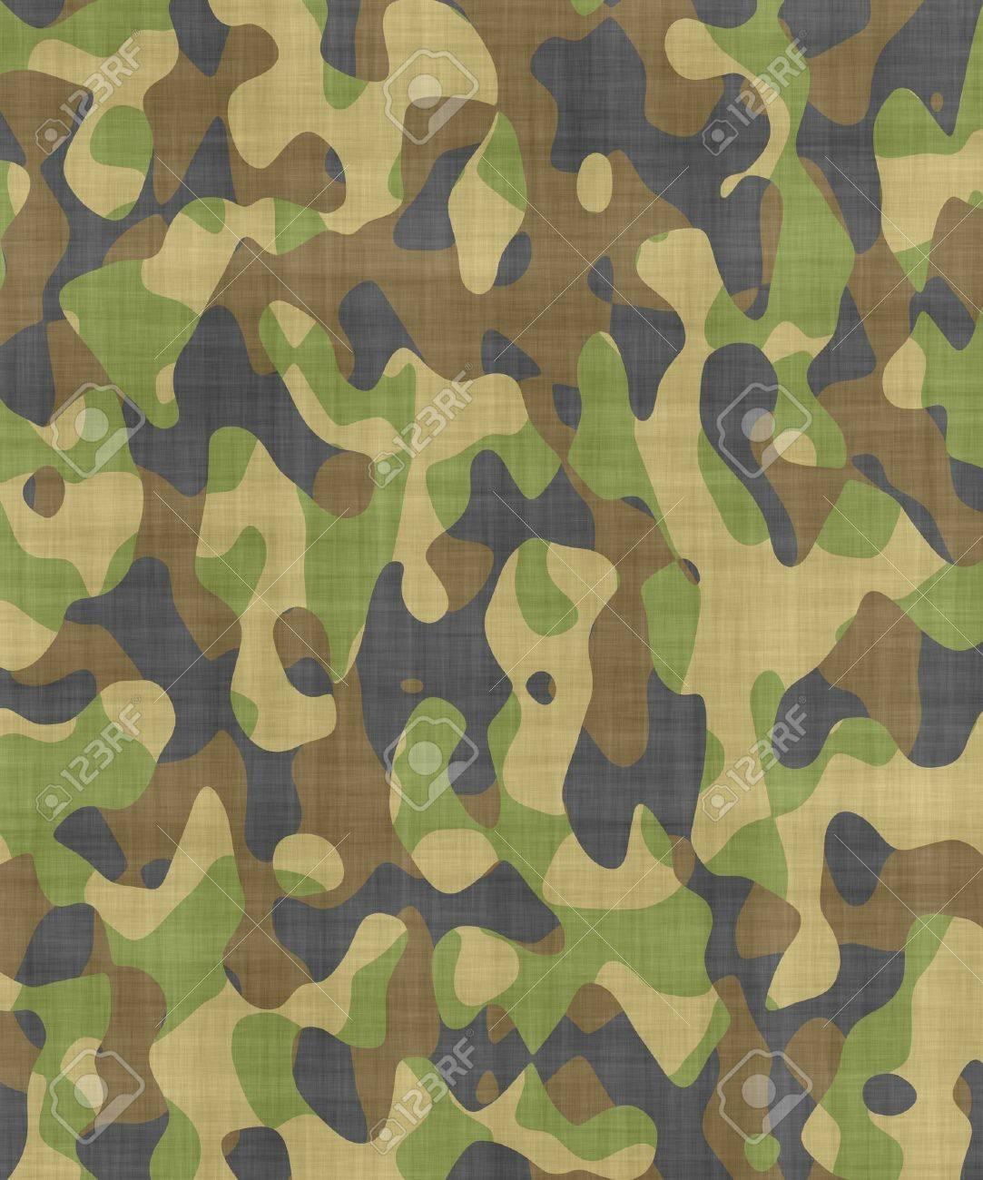 camouflage background Stock Photo - 13095018