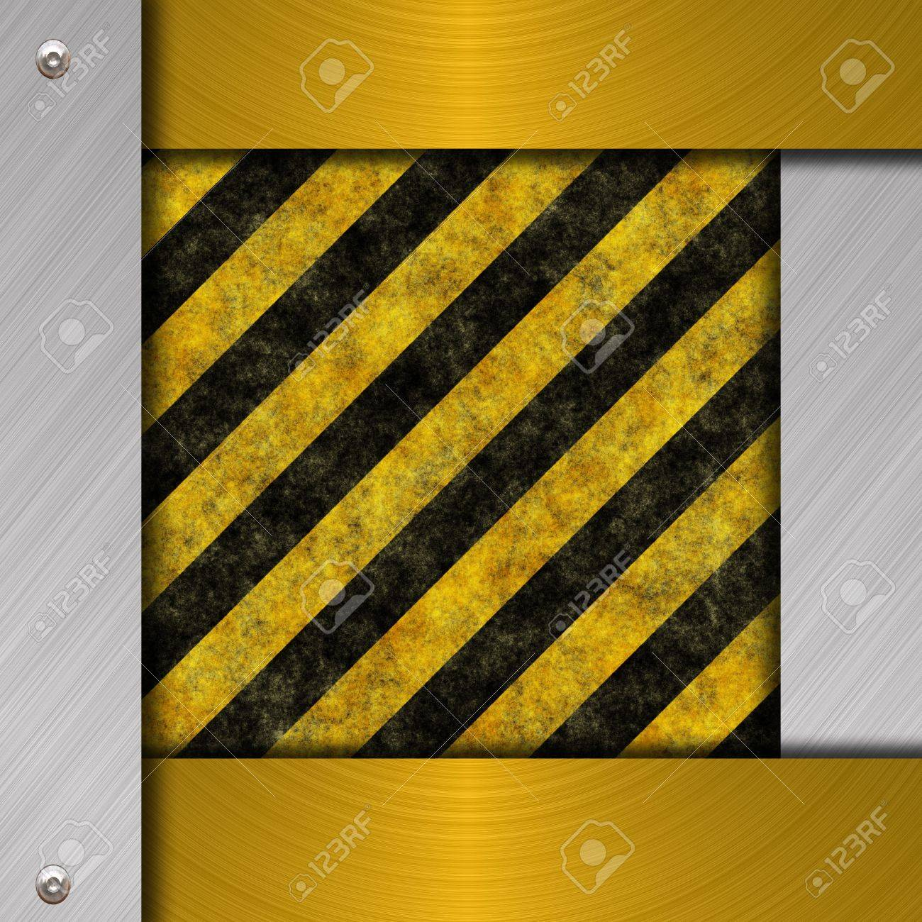 aged warning sign Stock Photo - 14020503