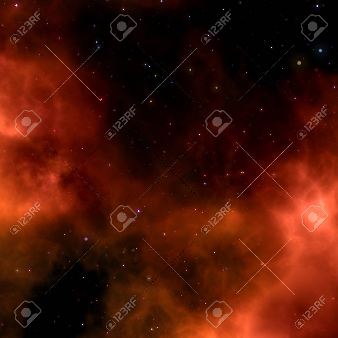 nebula sky Stock Photo - 14545040