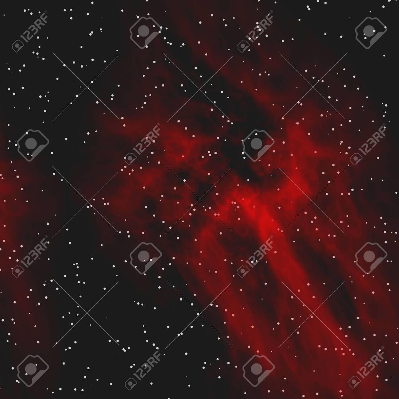 nebula sky Stock Photo - 17472235