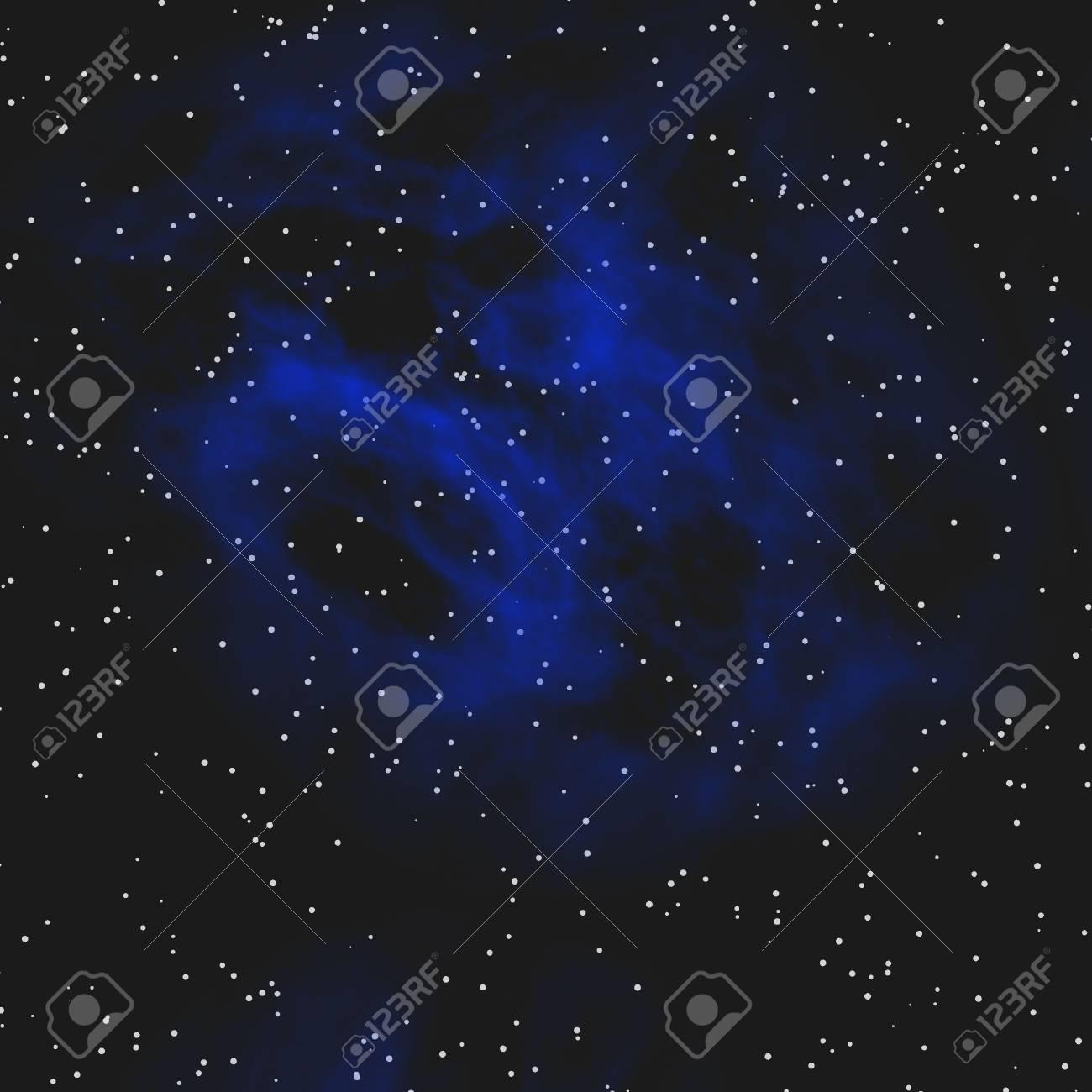 nebula sky Stock Photo - 18007037