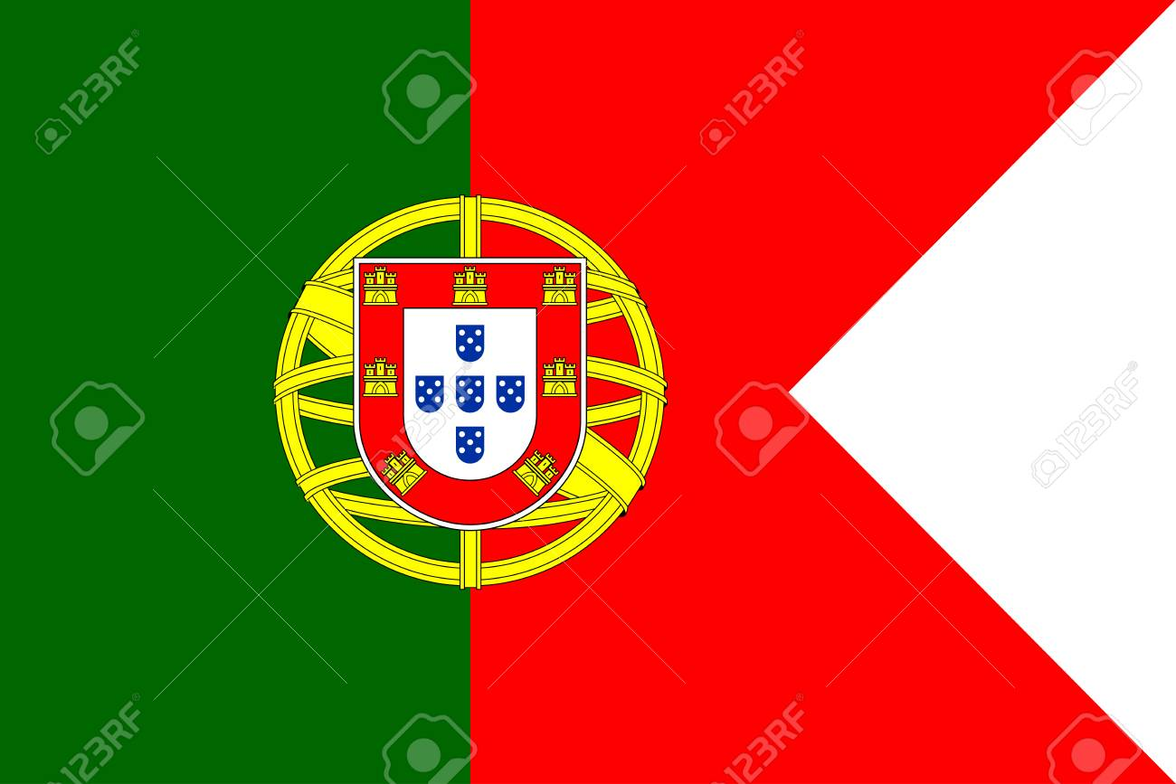 Flag Of Portugal Symbol Of Independence Day Souvenir Soccer