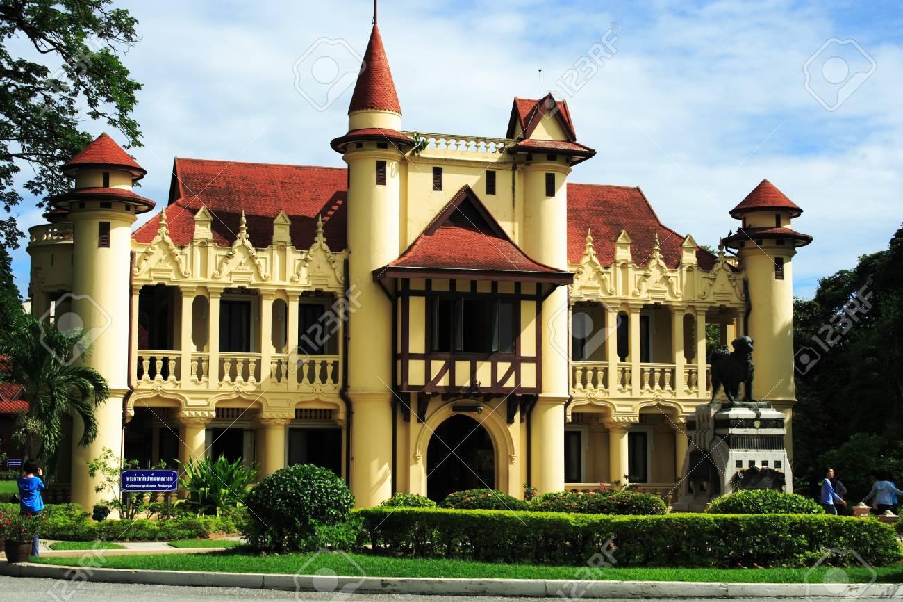 King Mongkut palace Stock Photo - 17025199