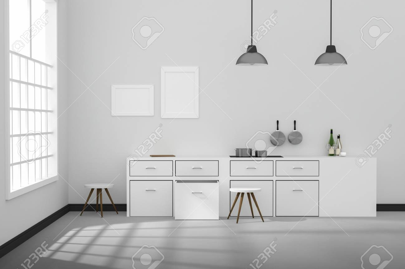 Vistoso Modernas Ideas De Diseño De Cocina Del País Viñeta - Ideas ...