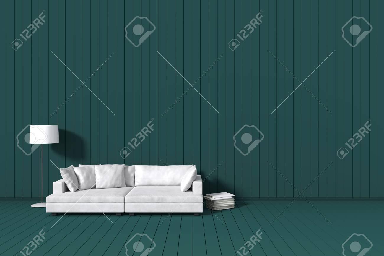 3d rendering room minimalist interior light and shadow with rh 123rf com