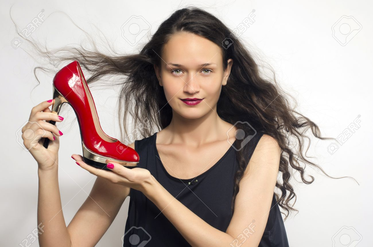 Sexy Girls With High Heels