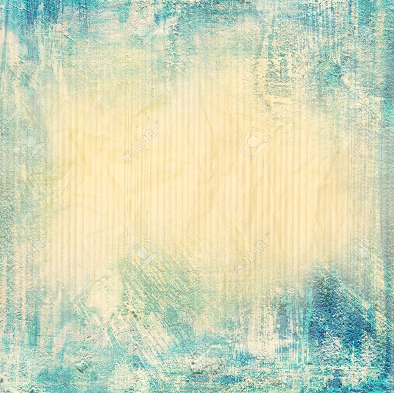 Designed grunge texture / paint background. For vintage wallpaper, old paper, and art border frame Stock Photo - 17049403