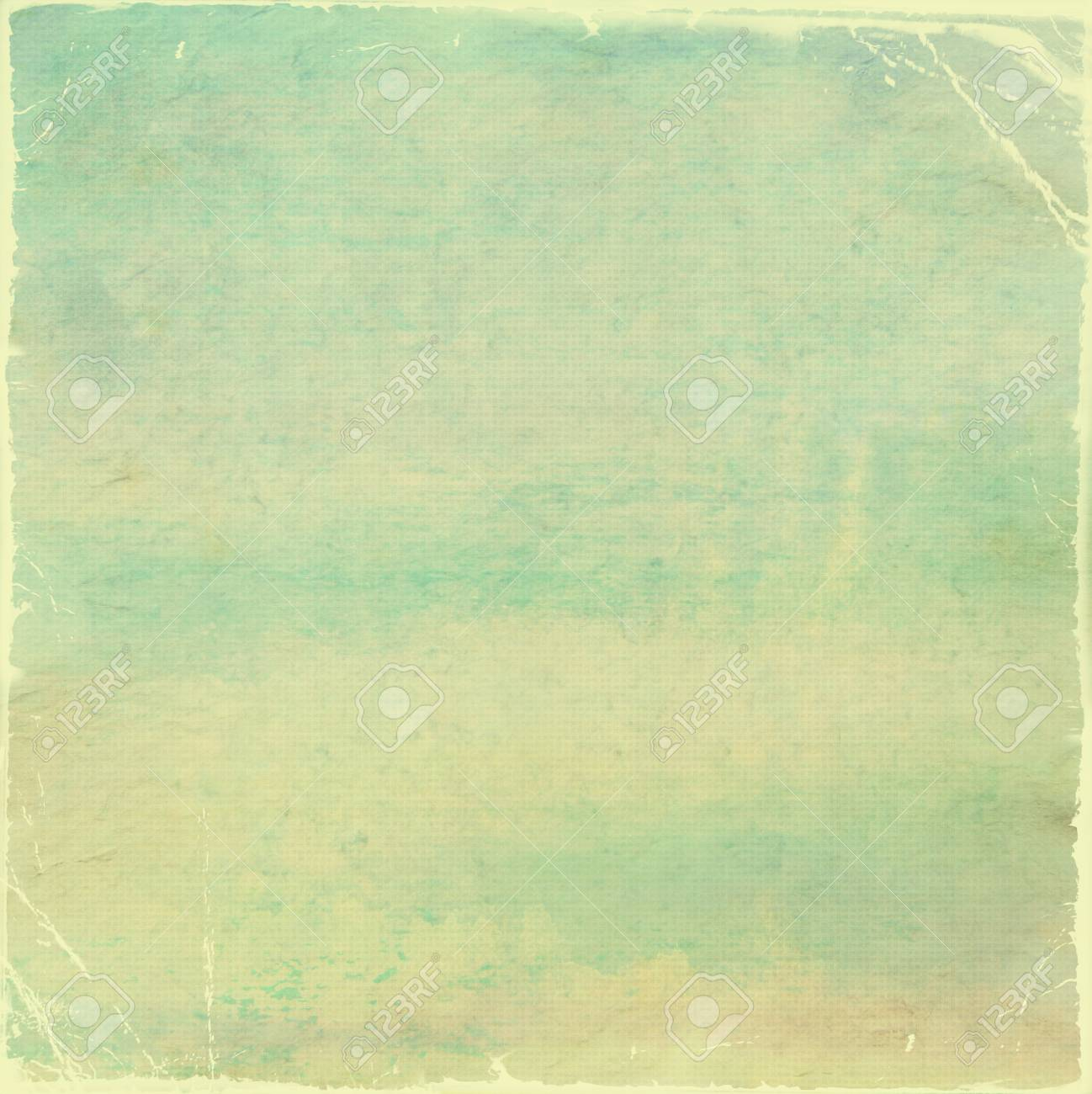 Designed grunge texture / paint background. For vintage wallpaper, old paper, and art border frame Stock Photo - 17074480