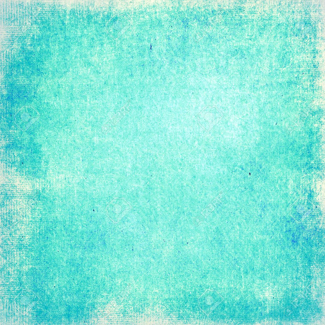 Highly detailed blue grunge background or paper with vintage texture and space for your text, image or border frame Stock Photo - 17389718