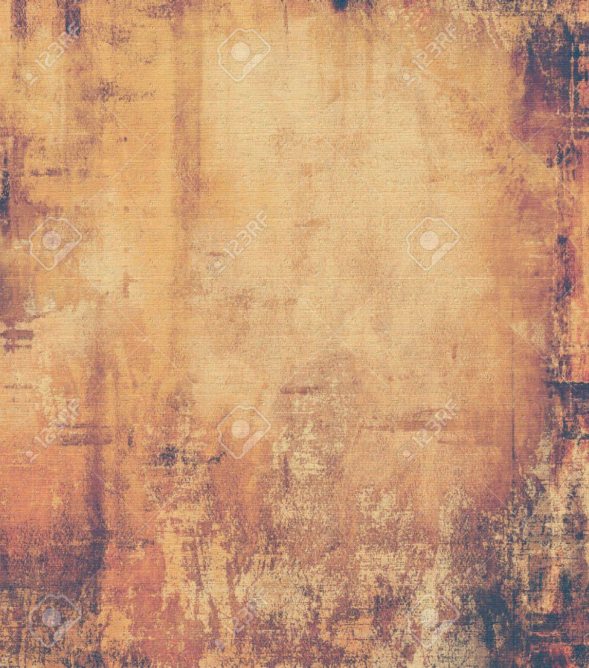 Grunge Texture, Distressed Background. With Different Color Patterns ...