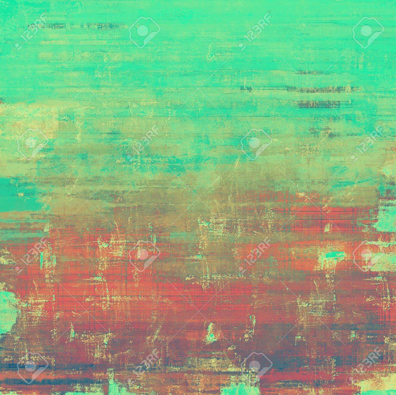 Vintage Texture Ideal For Retro Backgrounds With Different Color