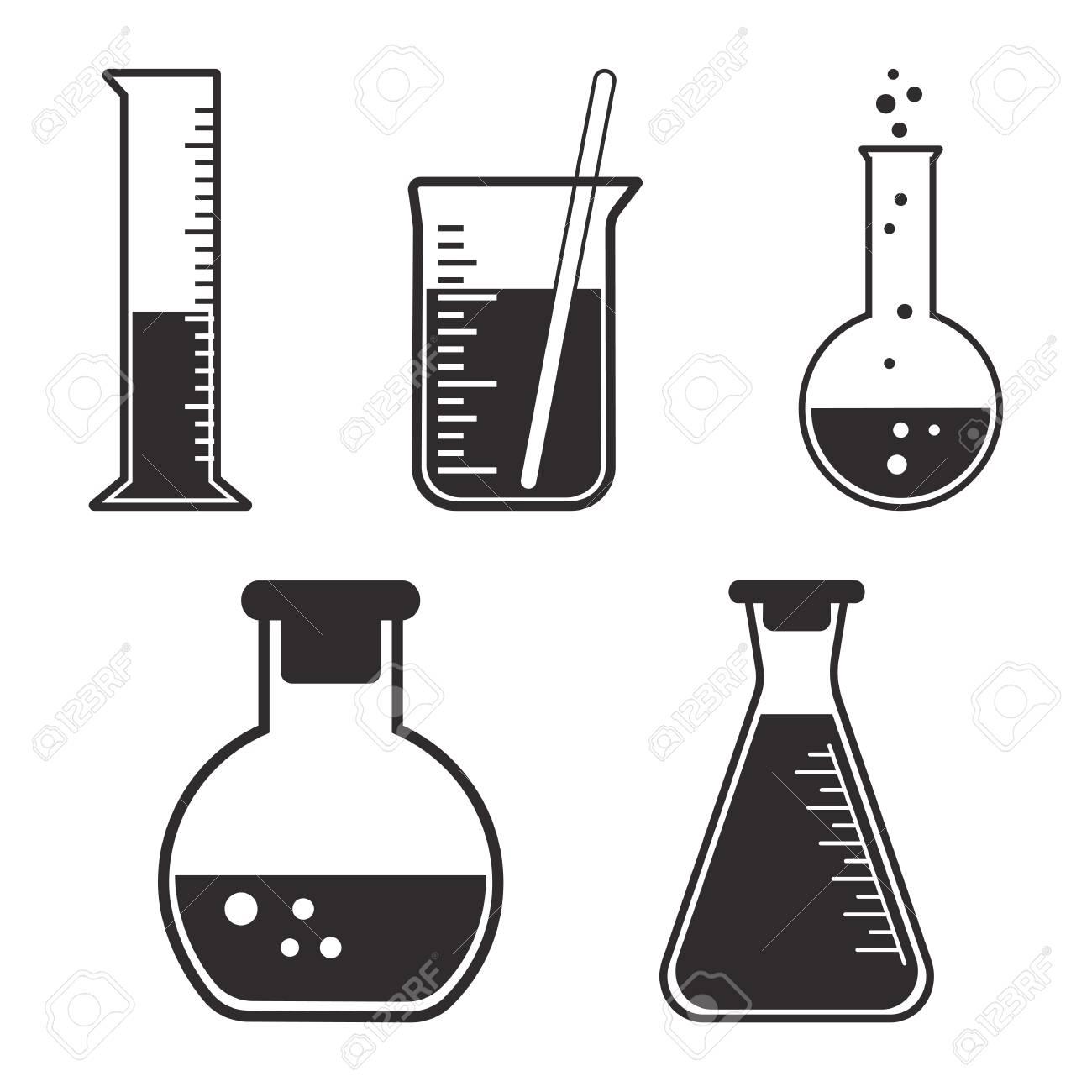 Chemistry Clip Art Chemistry Clipart Fans - Chemistry Lab Experiment Clipart  - Free Transparent PNG Clipart Images Download