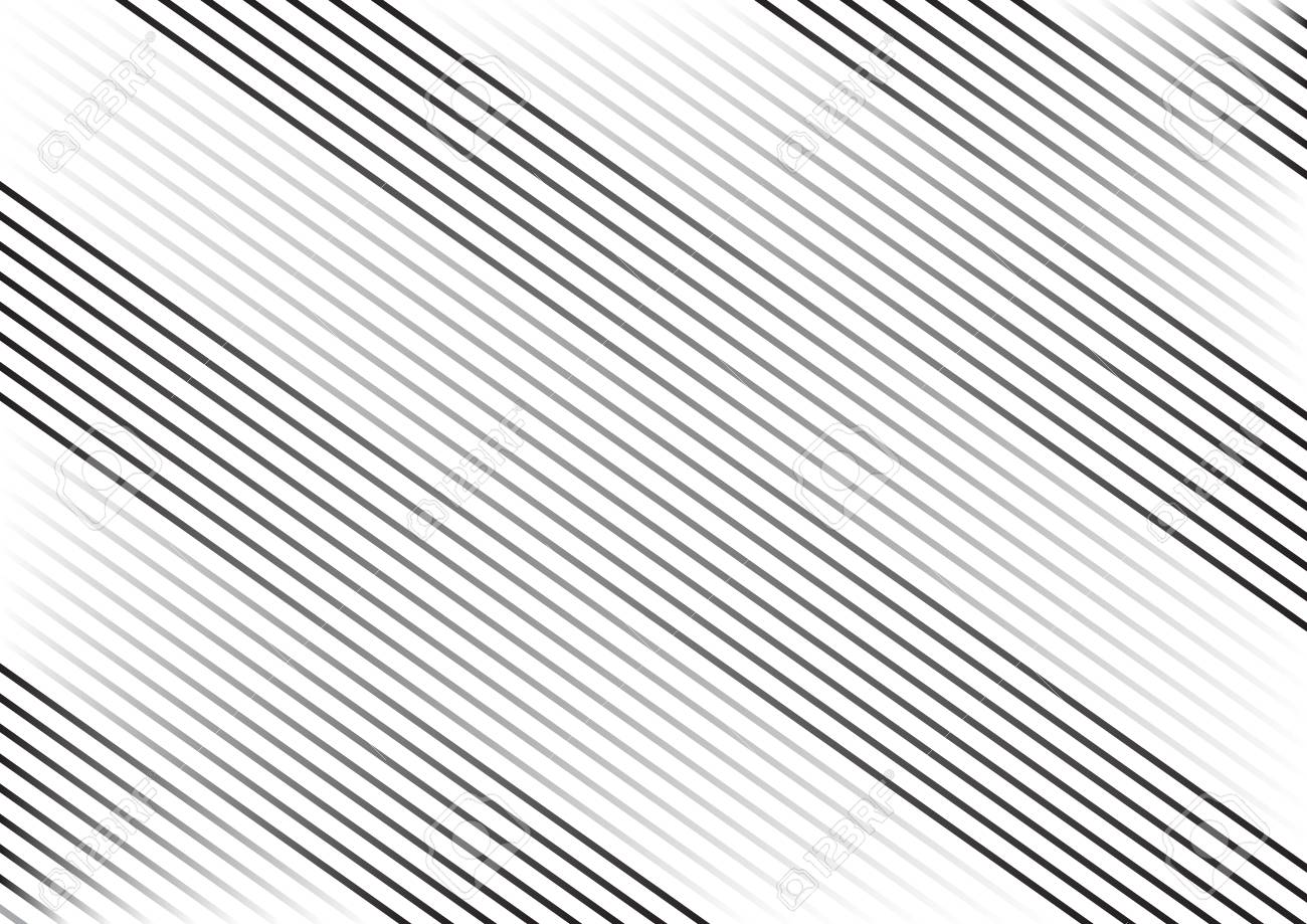 striped background with black parallel diagonal lines vector
