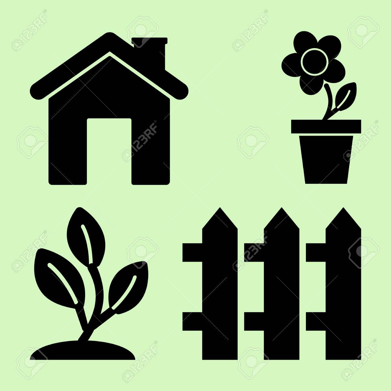 Home Garden Icon 45