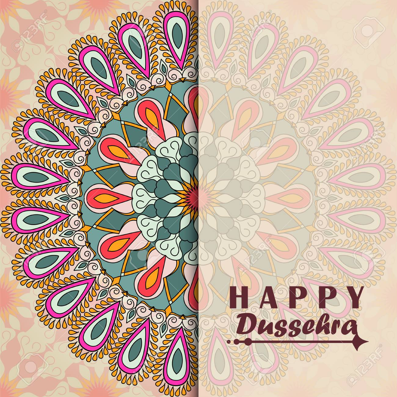 Vctor greeting card to indian festival vijayadashami happy dussehra vctor greeting card to indian festival vijayadashami happy dussehra congratulations background with text and m4hsunfo