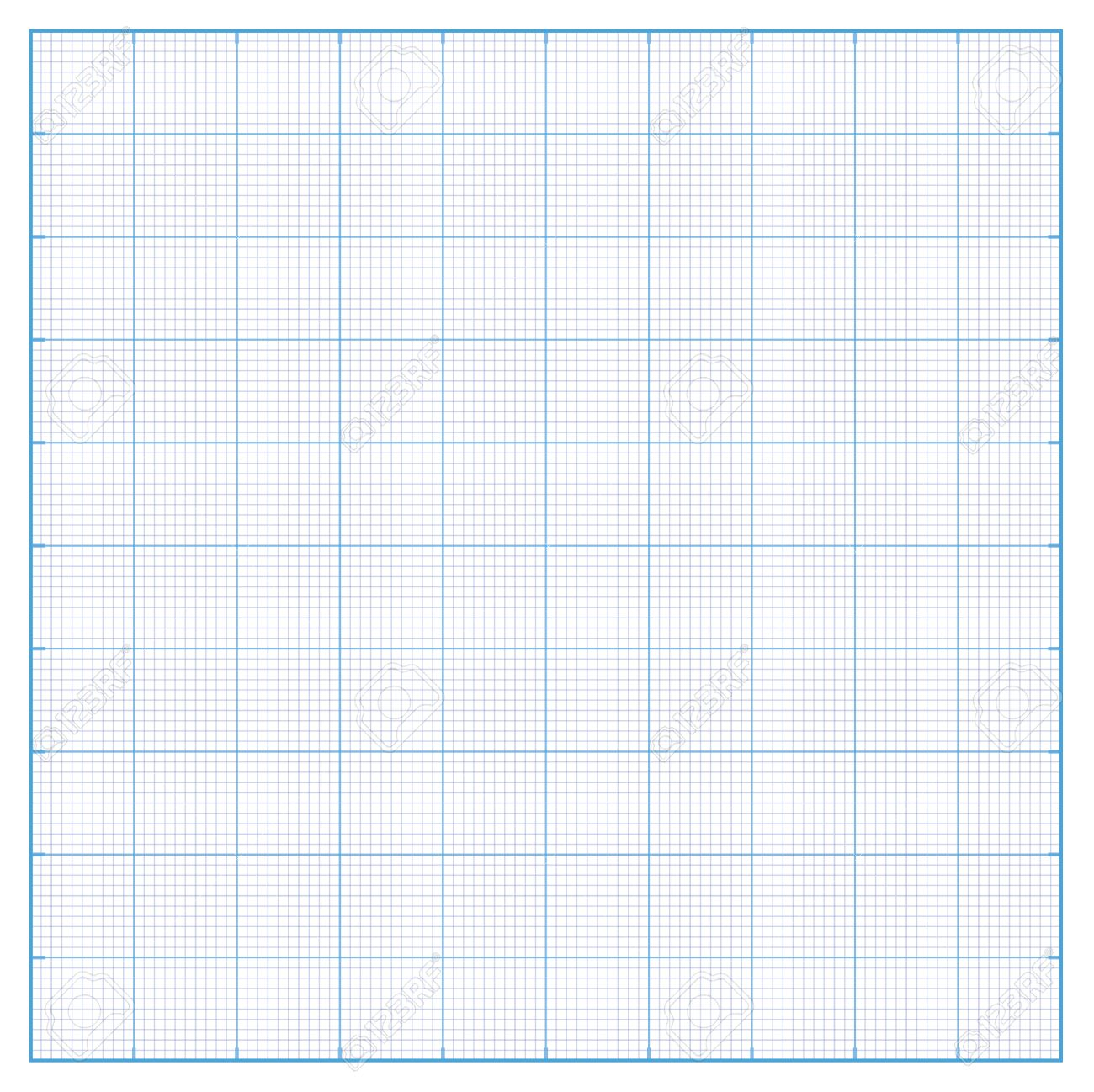 millimeter paper grid 100mm size royalty free cliparts vectors and