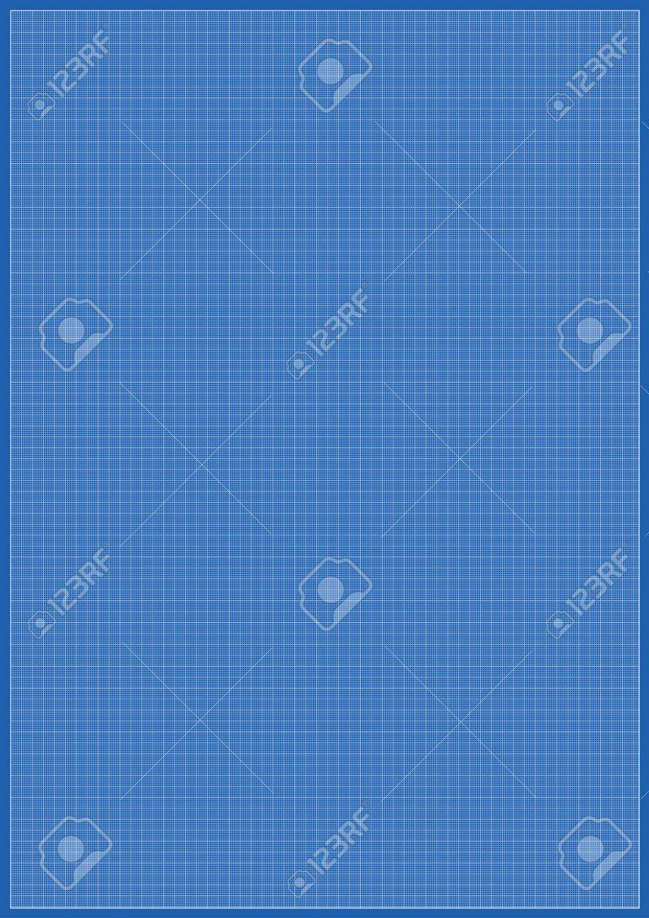 blueprint millimeter paper a3 reel size sheet white background