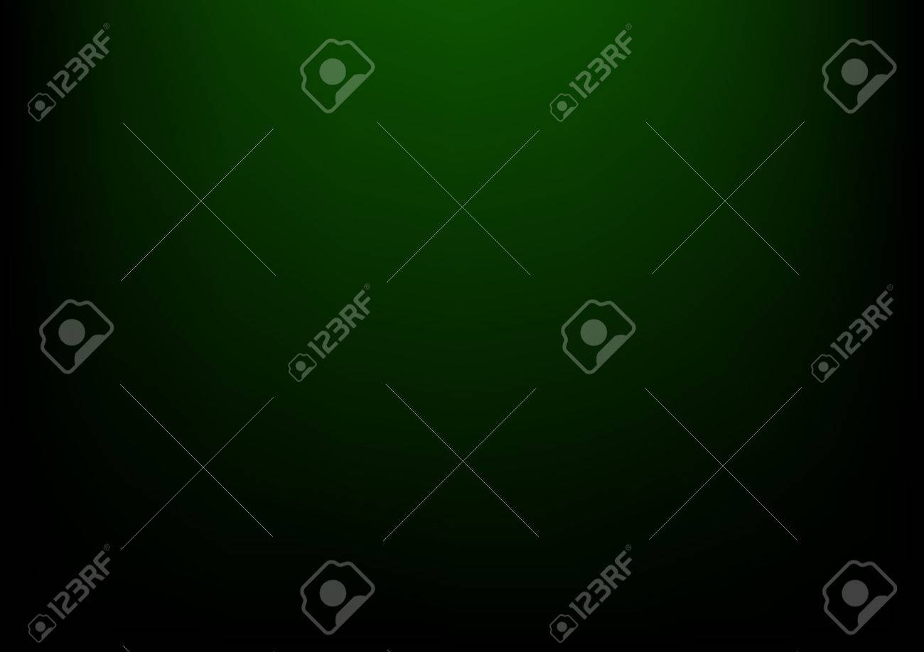 Clear studio dark green vector background for product presentation - 62906710